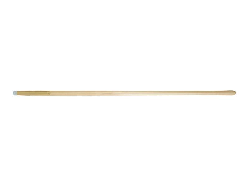 Polet manche de fourche 150cm v-férule bois