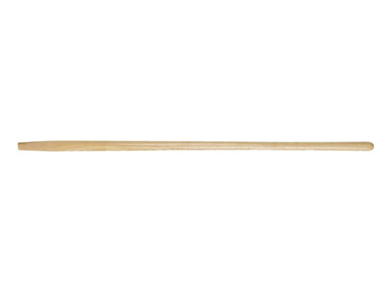 Polet manche de pelle 130cm courbé bois