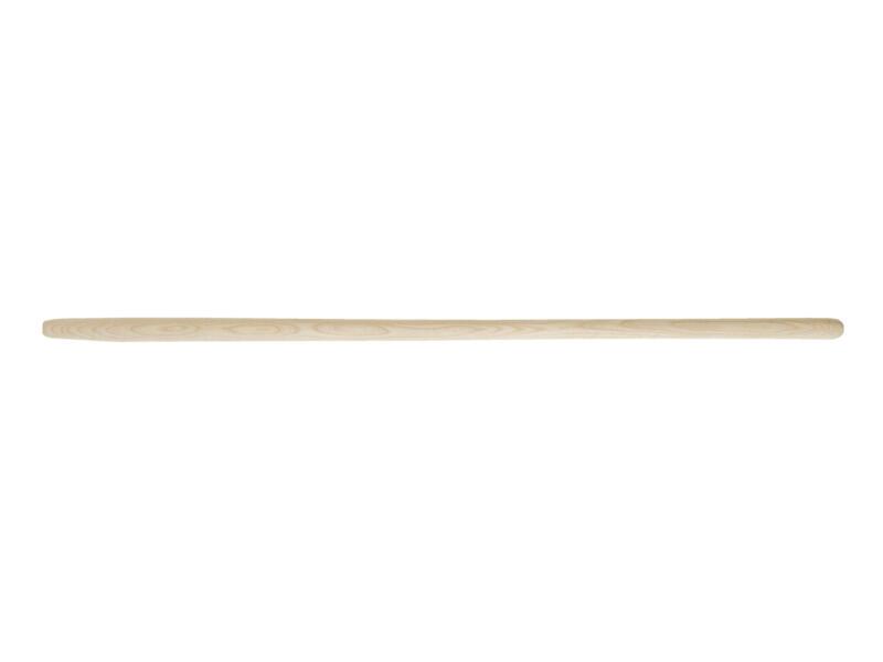 Polet manche de pelle 130cm courbé frêne