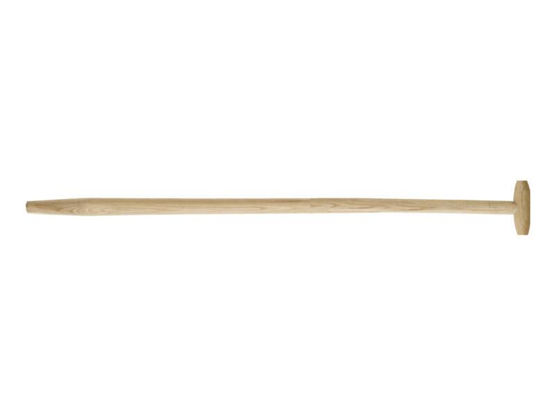 Polet manche de pelle T 110cm fortement courbé frêne