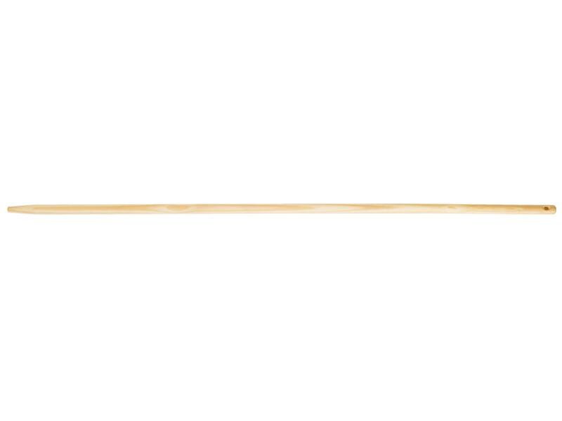 Polet manche de râteau 150cm bois