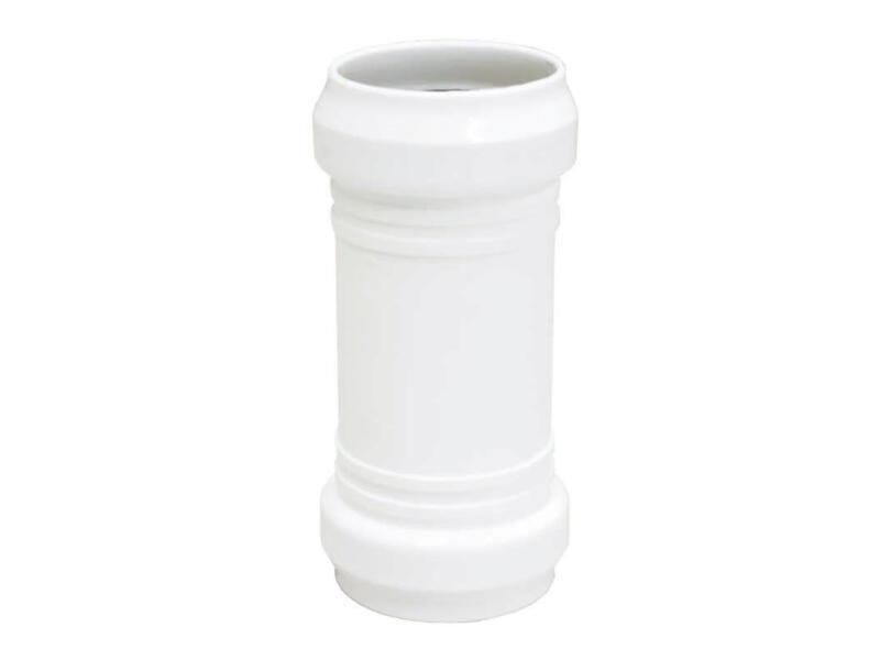 Scala manchon à butée 40mm polypropylène blanc