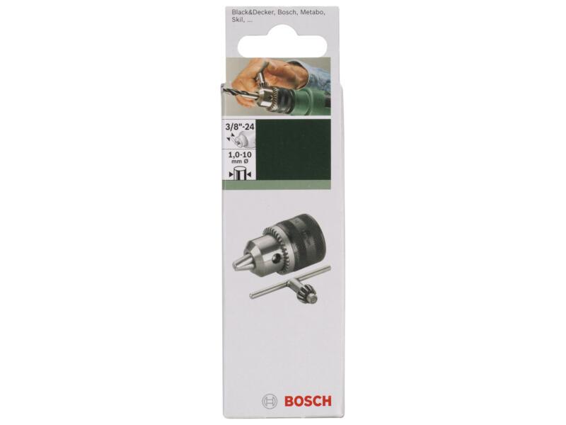 Bosch mandrin à clé 3/8