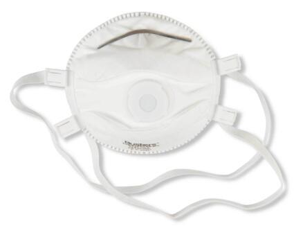 Busters masque anti-poussière avec soupape FFP3