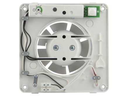 Renson mechanische verluchter type 7501-M 100mm bewegingssensor wit