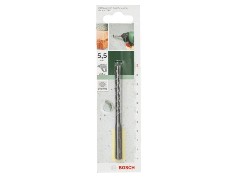 Bosch mèche à béton SDS-quick 5,5mm