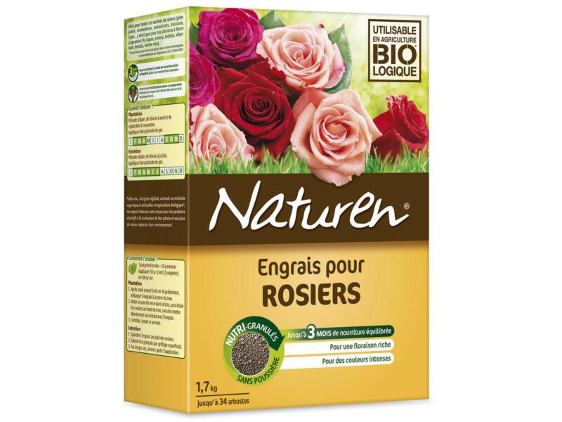 Naturen meststof voor rozen 1,7kg