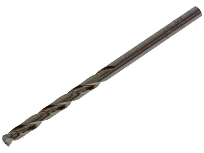 Mack metaalboor HSS-G 3mm 2 stuks