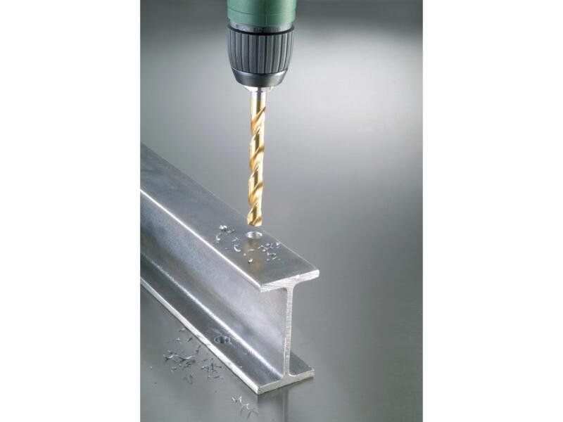 Bosch metaalborenset HSS-TiN 2-8 mm 6-delig