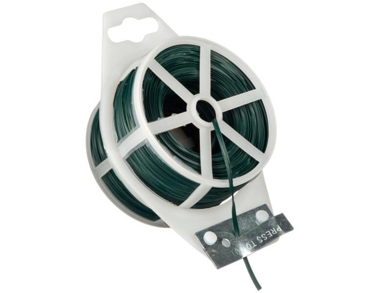 metaaldraad 50m groen