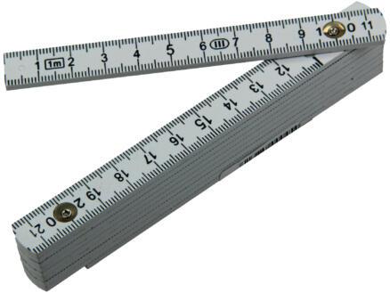 mètre pliant 1m matière synthétique