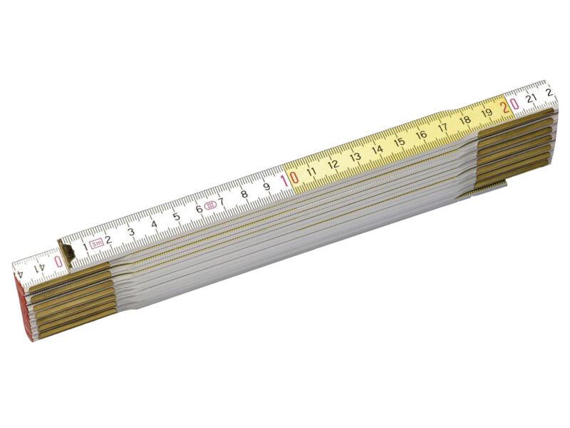 Stanley mètre pliant 2m