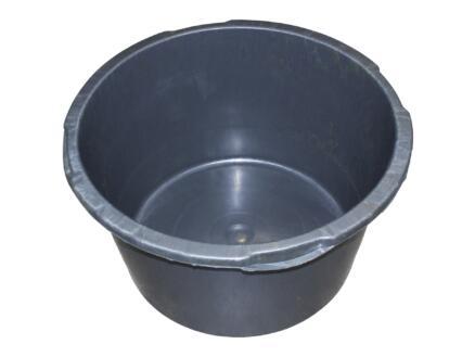 Scala metserskuip 65l polyethyleen rond
