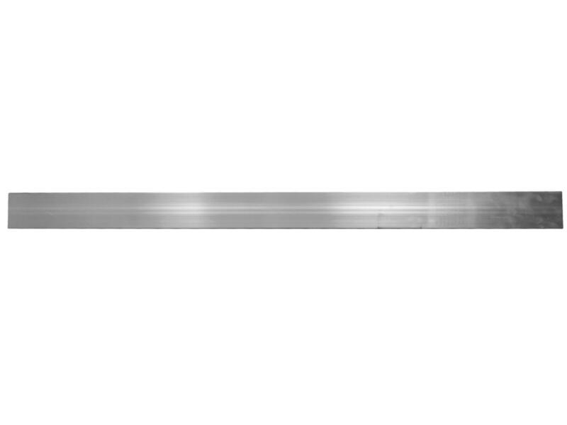Toolland metserslat 200cm aluminium