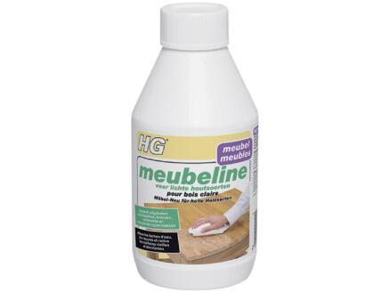 HG meubeline bois clairs 250ml