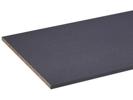 CanDo meubelpaneel 250x60 cm 18mm donker punt grijs