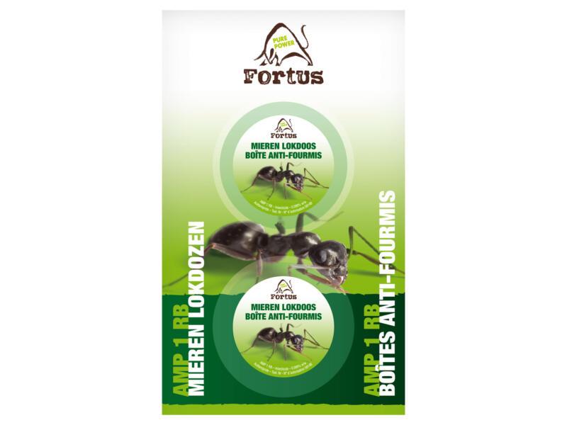 Fortus mierenlokdoos 2 stuks