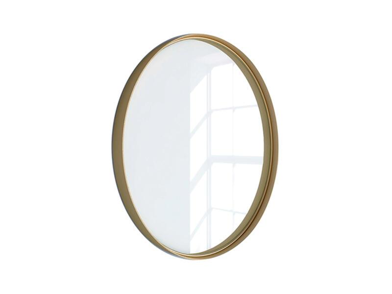 miroir 60cm or mat