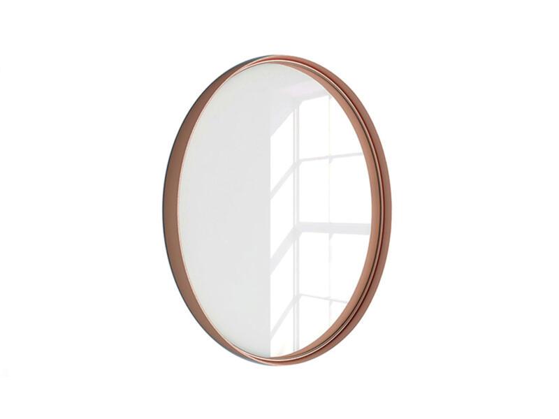 miroir 60cm or rosé