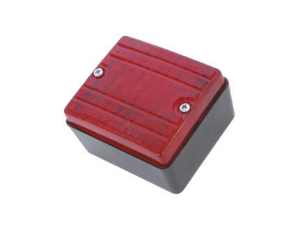 Carpoint mistachterlicht 12V 70x80 mm