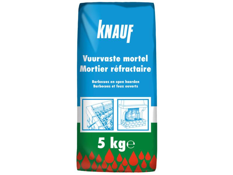 Knauf mortier réfractaire 5kg