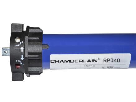 Chamberlain moteur tubulaire 16m²