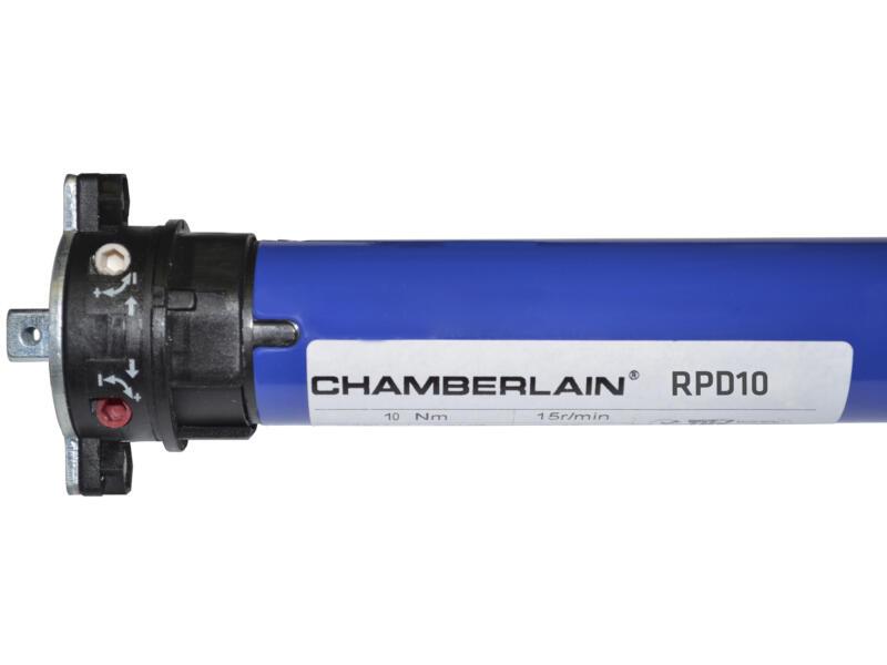 Chamberlain moteur tubulaire 5m²