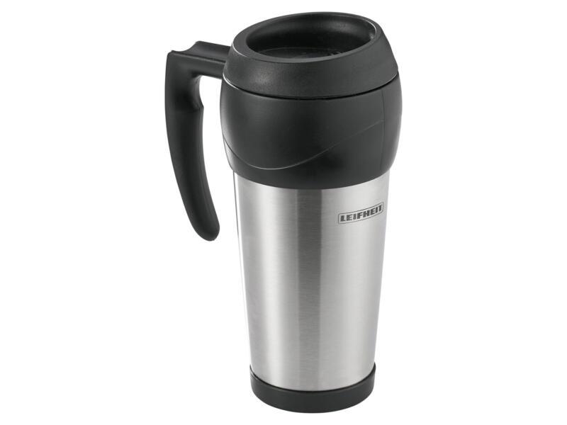 Leifheit mug isotherme 0,5l noir