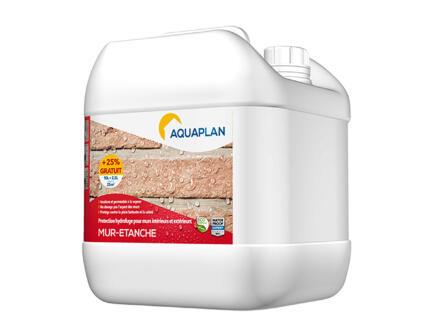 Aquaplan mur-étanche 10l + 25% transparent