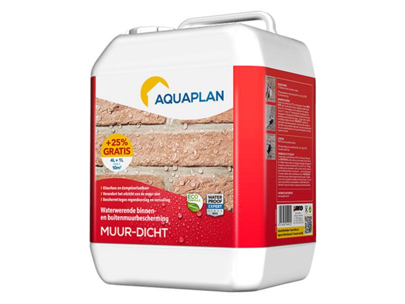 Aquaplan muur-dicht 4l + 25% transparant