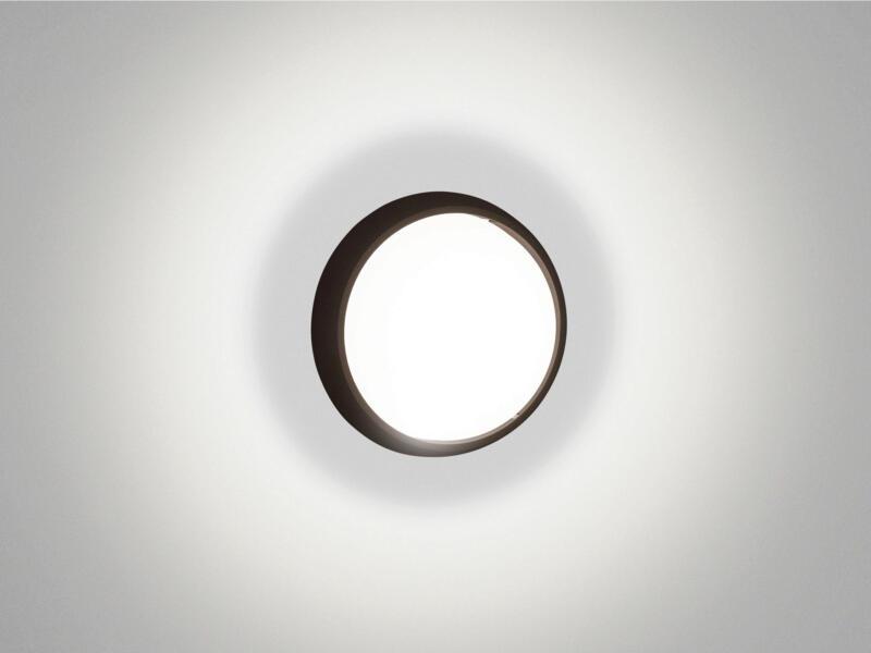 Philips myGarden Eagle LED wandlamp 3,5W zwart