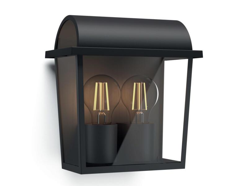 Philips myGarden Harvest wandlamp E27 max. 2x60 W zwart
