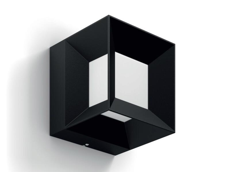 Philips myGarden Parterre LED wandlamp 9W zwart