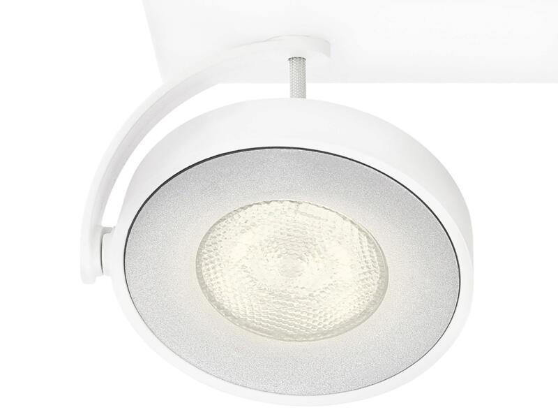 Philips myLiving Clockwork LED balkspot 2x4W dimbaar wit