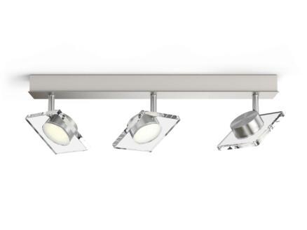 Philips myLiving Golygon LED balkspot 3x4,5W dimbaar chroom