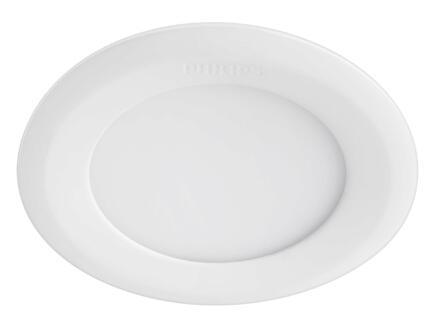 Philips myLiving Marcasite spot LED encastrable 9W blanc
