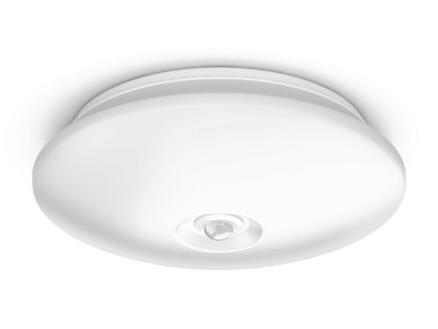 Philips myLiving Mauve LED plafondlamp 4x1,5 W met PIR wit