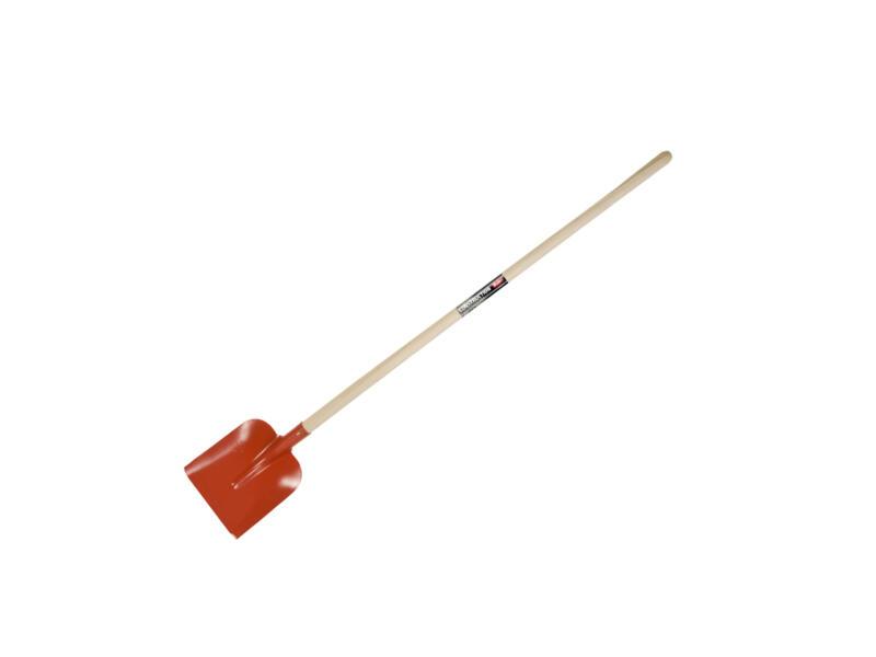 Polet n°2 pelle à béton 25x26,5 cm + manche pomme 130cm