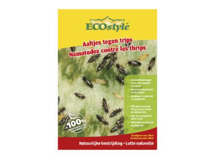 nématodes larves de thrips 50M