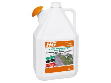 HG nettoyant anti-dépôts verts prêt à l'emploi 5l