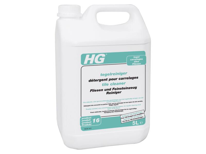 HG nettoyant carrelages 5l
