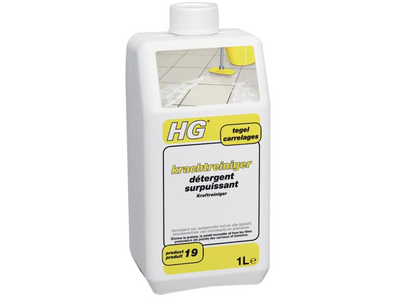 HG nettoyant carrelages ultrapuissant 1l