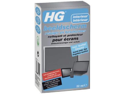 HG nettoyant et protecteur écrans 22ml
