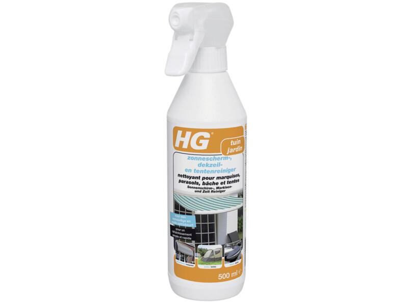 HG nettoyant marquises, bâches et tentes 500ml
