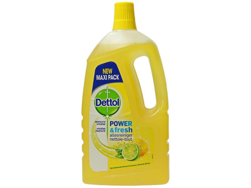 Dettol nettoyant multi-usages citron 1,5l