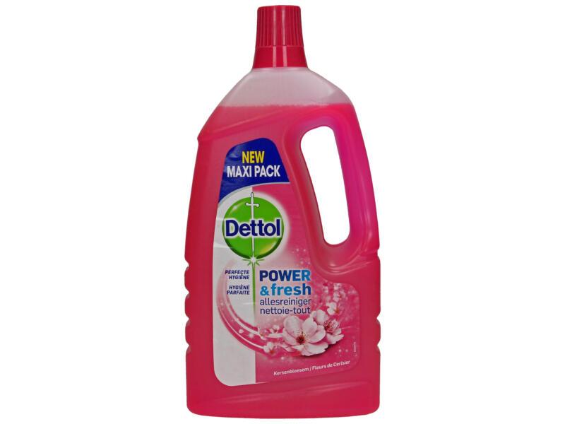 Dettol nettoyant multi-usages fleurs de cerisier 1,5l