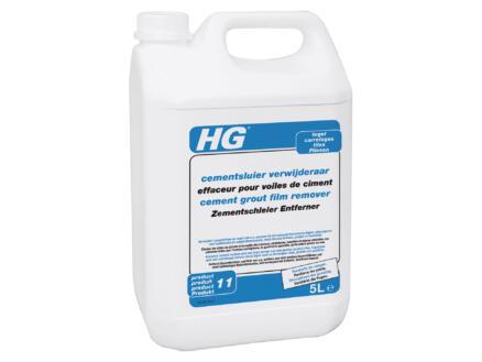 HG nettoyant voiles de ciment 5l