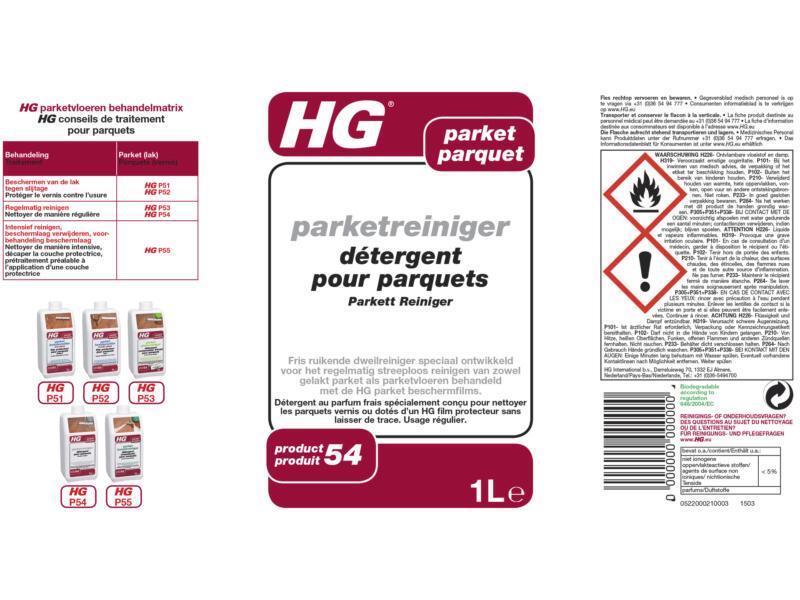 HG nettoyants  parquets 1