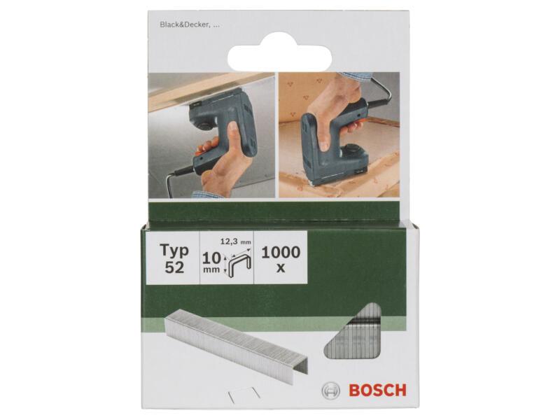 Bosch nieten type 52 10mm 1000 stuks