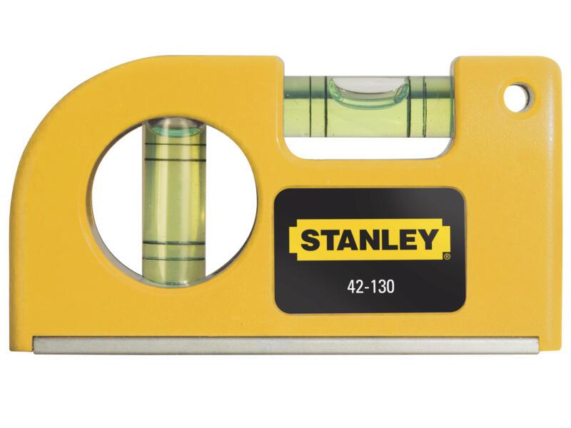 Stanley niveau de poche 8,7cm